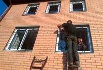 Монтаж решеток в Санкт-Петербурге