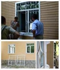 Установка решеток в Санкт-Петербурге