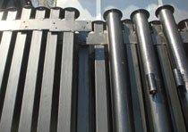 Металлические столбы в Санкт-Петербурге изготовление и монтаж г.Санкт-Петербург