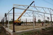 Восстановление геометрии металлоконструкций в Санкт-Петербурге и усиление зданий г.Санкт-Петербург